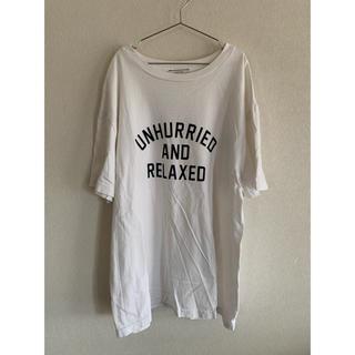 ベイフロー(BAYFLOW)のBAYFLOW ロゴ ティシャツ(Tシャツ(半袖/袖なし))