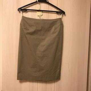 アンタイトル(UNTITLED)のアンタイトル ジッパータイトスカート(ひざ丈スカート)