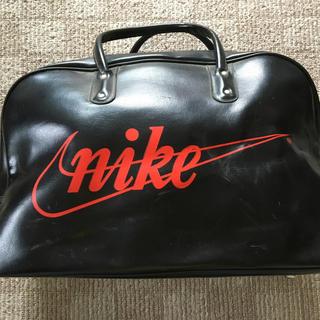 ナイキ(NIKE)のNIKE VINTAGE 筆記体 ボストンバッグ オリジナル(ボストンバッグ)