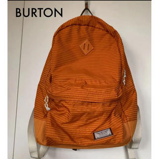 バートン(BURTON)のバートン BURTON リュック(リュック/バックパック)