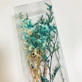 花材セット ブルー系 ドライフラワー(ドライフラワー)