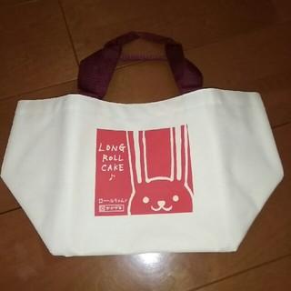 ヤマザキセイパン(山崎製パン)の新品 ロールちゃん ハンドバッグ(ハンドバッグ)