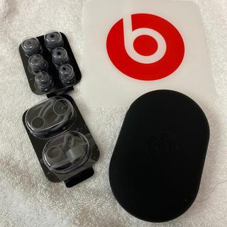 ビーツバイドクタードレ(Beats by Dr Dre)のBeats ビーツ Eartips Wingtips シリコンケース ステッカー(ヘッドフォン/イヤフォン)