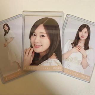 乃木坂46 - 白石麻衣 生写真 しあわせの保護色 3種コンプ 表題衣装