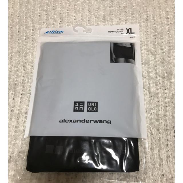 Alexander Wang(アレキサンダーワン)のalexa nder wang UNIQLO メンズのアンダーウェア(ボクサーパンツ)の商品写真