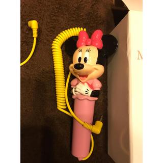 ディズニー(Disney)の新品未使用 ミニーマイク(マイク)