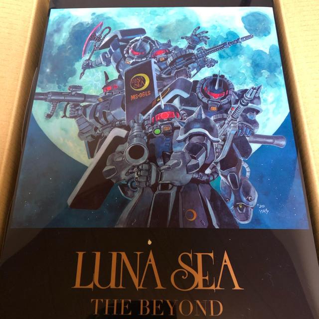 LUNA SEA THE BEYOND 専用ザクII オリジナルガンプラ エンタメ/ホビーのおもちゃ/ぬいぐるみ(模型/プラモデル)の商品写真