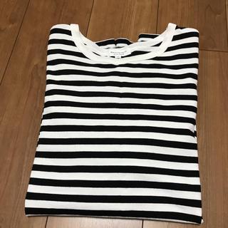ビューティアンドユースユナイテッドアローズ(BEAUTY&YOUTH UNITED ARROWS)のTシャツ ボーダーカットソー(Tシャツ/カットソー(七分/長袖))