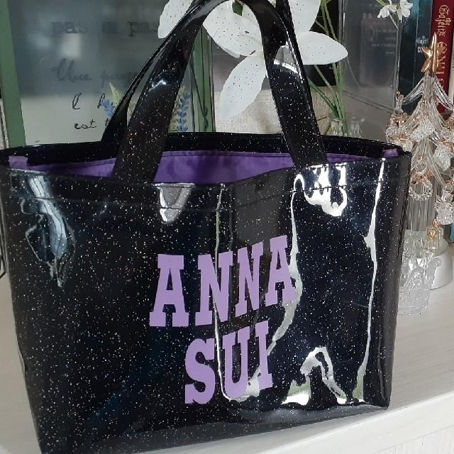 ANNA SUI(アナスイ)のANNA SUIコンビニトートバッグ レディースのバッグ(トートバッグ)の商品写真