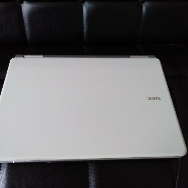 NEC(エヌイーシー)のPC  LL750BS1 YW スマホ/家電/カメラのPC/タブレット(ノートPC)の商品写真