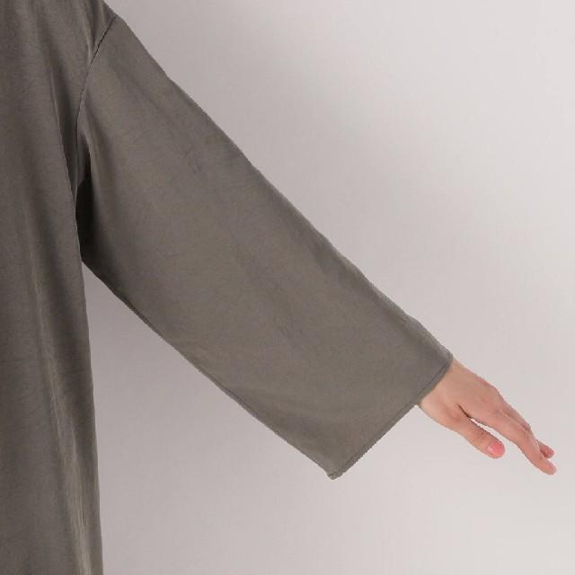 DEUXIEME CLASSE(ドゥーズィエムクラス)のドゥーズィエムクラス ライトガウン レディースのジャケット/アウター(ガウンコート)の商品写真