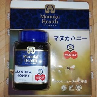コストコ(コストコ)のマヌカハニー MANUKA HONEY   MGO263+ (UMF10+相当)(その他)