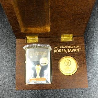 ジッポー(ZIPPO)のZIPPO 2002 FIFA World cup(タバコグッズ)
