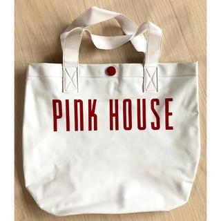 ピンクハウス(PINK HOUSE)のピンクハウス  小さいビニールバッグ 未使用(その他)