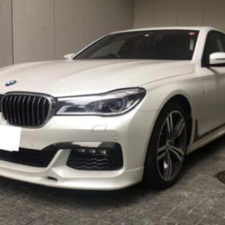 BMW 740i Mスポーツ 分割 送料込み 350万