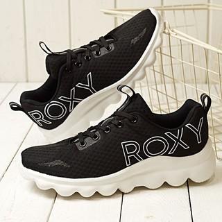 Roxy - 新品送料無料♪30%OFF!超人気ダット系ロキシースニーカー脚長効果♪#235