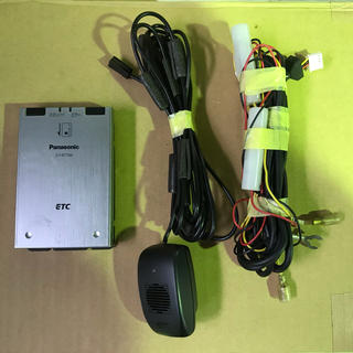 パナソニック(Panasonic)のパナソニック 分離型ETC車載器 CY-ET700(ETC)