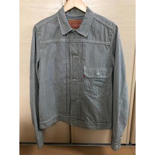 シュプリーム(Supreme)のSupreme × Levi's Type 1 Jacket デニムジャケットM(Gジャン/デニムジャケット)