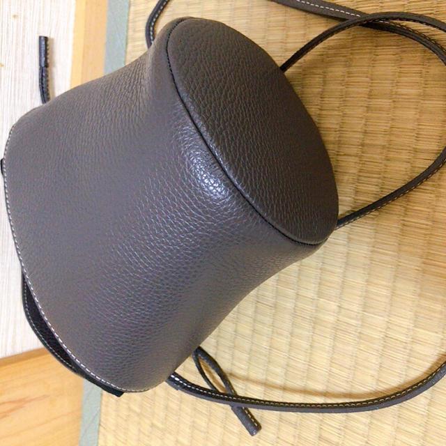 Drawer(ドゥロワー)のayako potterybag LAVA ポタリーバック レディースのバッグ(ショルダーバッグ)の商品写真