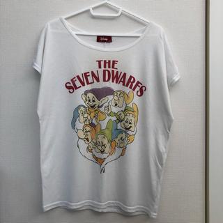シラユキヒメ(白雪姫)のDisney ディズニー Tシャツ(Tシャツ(半袖/袖なし))