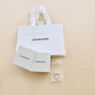 カルバンクライン(Calvin Klein)のカルバンクライン カルバン・クラインリング(リング(指輪))