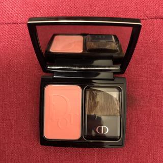 ディオール(Dior)のDior  ブラッシュ 829 ミスピンク(チーク)