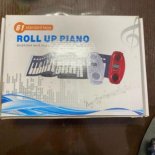 ロールアップピアノ ピアノ 61キー(電子ピアノ)