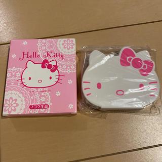 ハローキティ(ハローキティ)のキティちゃん 印鑑ケース(印鑑/スタンプ/朱肉)