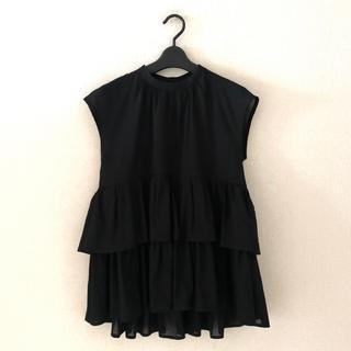 ガリャルダガランテ(GALLARDA GALANTE)のjena♡デザインシャツ(シャツ/ブラウス(半袖/袖なし))