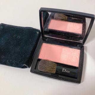 ディオール(Dior)の値下げ♡DIOR♡ブラッシュ チーク ピンクベージュ(チーク)