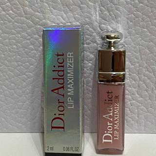 Dior - ディオール♡アディクトリップマキシマイザー001  ピンク