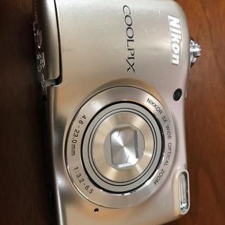 Nikon - Nikon Coolpix L32