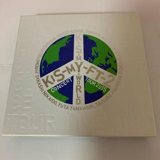 キスマイフットツー(Kis-My-Ft2)のKis-My-Ft2 キスマイ DVD(アイドル)