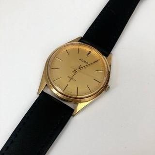 アルバ(ALBA)のALBAメンズクォーツ腕時計 電池あり ベルト未使用(腕時計(アナログ))