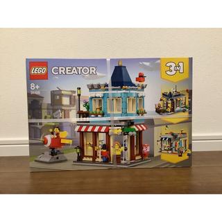 Lego - 新品 未開封 LEGO creator タウンハウス おもちゃ屋さん