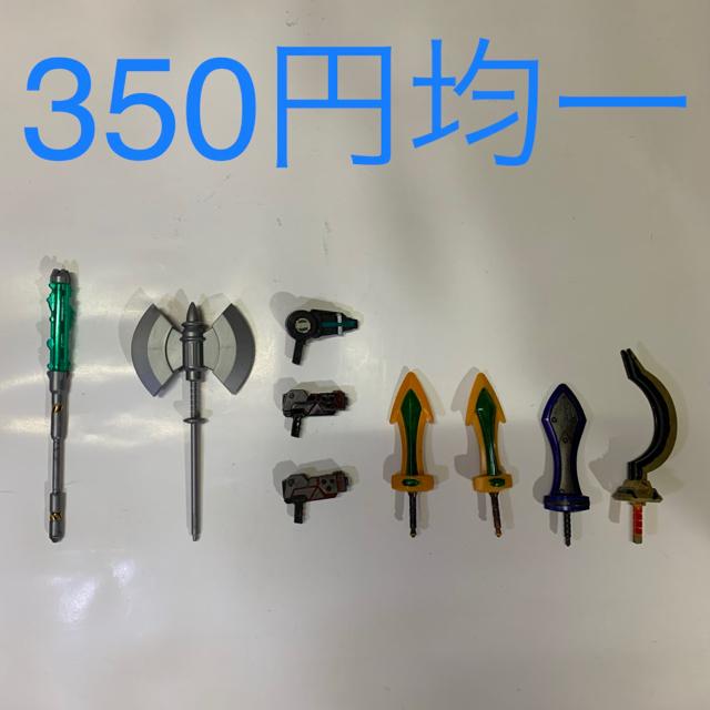 BANDAI(バンダイ)のダンボール戦機 LBX カスタムウエポン バラ売りOK 訳あり エンタメ/ホビーのおもちゃ/ぬいぐるみ(模型/プラモデル)の商品写真