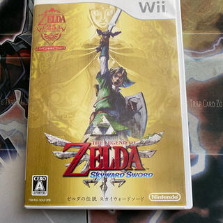 Wii - ゼルダの伝説 スカイウォードソード Wii
