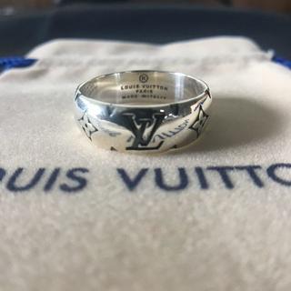 LOUIS VUITTON - LOUIS VUITTON 925銀 リング 指輪