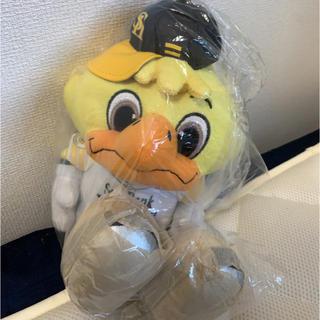 福岡ソフトバンクホークス - ソフトバンクホークス グッズ 野球 ぬいぐるみ