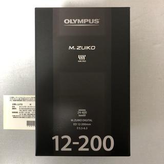 オリンパス(OLYMPUS)のOLYMPUS M.ZUIKO DIGITAL ED 12-200mm(レンズ(ズーム))