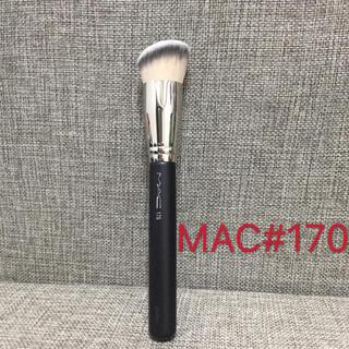 マック(MAC)のMAC 170 ブラシ シンセティック ラウンデッド スラント ブラシ(ブラシ・チップ)