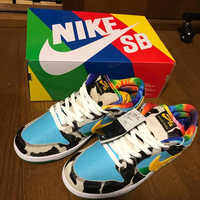 NIKE(ナイキ)のNIKE SB DUNK Low Ben&Jerry's ChunkyDunky メンズの靴/シューズ(スニーカー)の商品写真