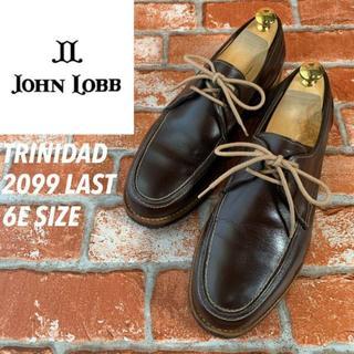 ジョンロブ(JOHN LOBB)の【美品】ジョンロブ トリニダード TRINIDAD 2099ラスト 6E(ドレス/ビジネス)