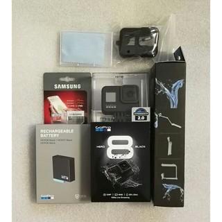 GoPro - 新品GoPro HERO8  BLACKセット