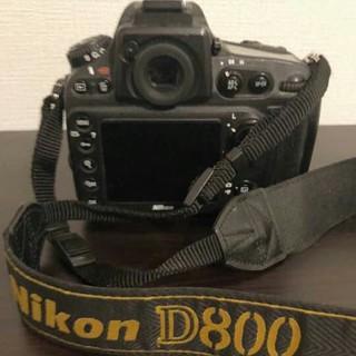 Nikon - NikonD800+ Ai AF Nikkor 50mm F1.8D フルサイズ