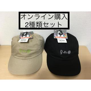 ユニクロ(UNIQLO)の2種類セット ビリー・アイリッシュ × 村上隆 UT キャップ 新品(キャップ)