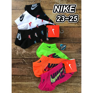 NIKE - NIKE レディース靴下6足セット  23−25