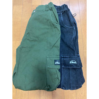 Supreme - steal meaning cargo pants