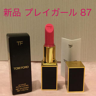 TOM FORD - 101円値下げ: 新品 トムフィード リップカラー  プレイガール 87
