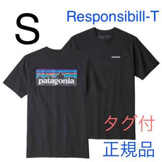 patagonia - 最新2020 パタゴニア Tシャツ 人気Sサイズ 新品未使用品 Black